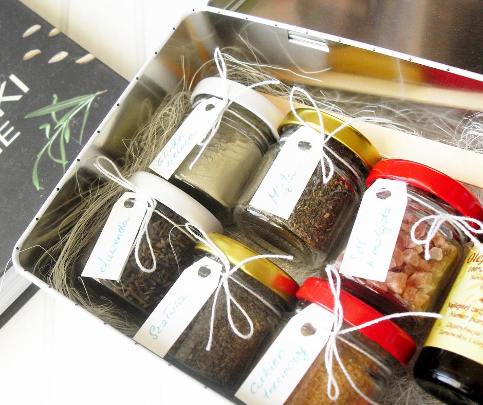 kosmetyki diy zestaw startowy pomysł na prezent dla kobiety